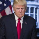 Foto: offizielles Portraitfoto von Donald Trump
