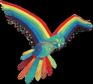 Bild des Friedensvogel