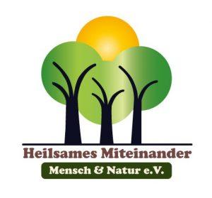 Logo des gemeinnützigen Vereins 'Heilsames Miteinander - Menschen & Natur e.V.'