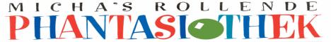 Bild: Logo von Micha's rollender Phantasiothek