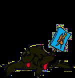 Abbildung: Logo des Stinkefisch-Liedes
